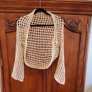Free People Shrug sweater